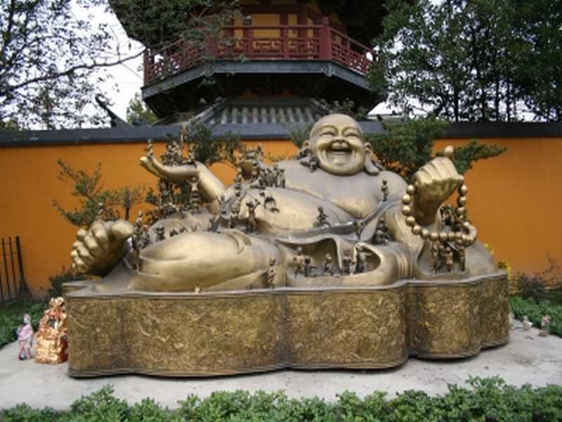 Longhua Tempel
