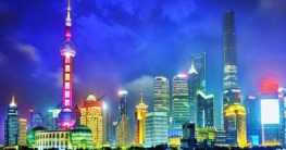 Shanghai – der Big Apple Chinas