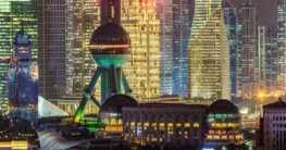 Die Weltmetropole Shanghai war für uns eine faszinierende Stadt