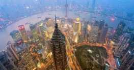 Unsere Reise nach Shanghai